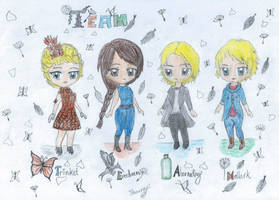 T.E.A.M by sharny93