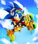 Jet Set Sonic! by SonicTheEdgehog