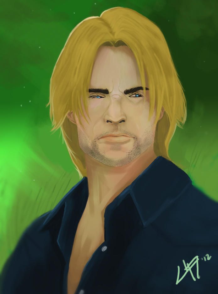 Sawyer by TotalCarnivore