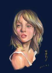 girl-1 by xiaxuegao