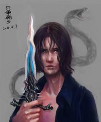 swordman by xiaxuegao