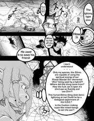 AfroThunder: Pg. 2 [Vol 2] by DOMiNOUKAE
