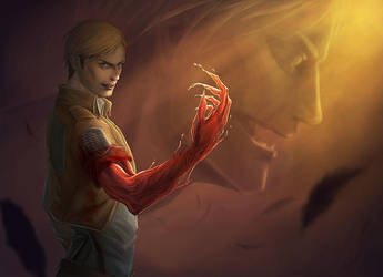 Attack on Titan - All you believe is a lie by Vrihedd