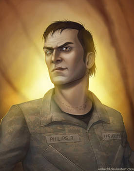 GTA 5 - Trevor Philips by Vrihedd