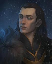 Loki by Vrihedd