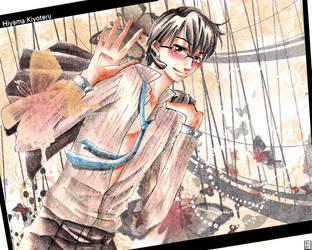 Vocaloid_Hiyama_Kiyoteru by sachikoyuki