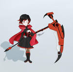 Ruby by JediDiirix