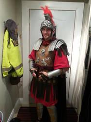Husband's Roman Armour by guardiansandi