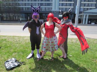 Pokemons! by guardiansandi