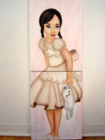 Eleanor Lamb by VivaLaNikki