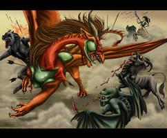 The rage by matena