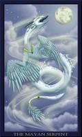 The Mayan Serpent by matena