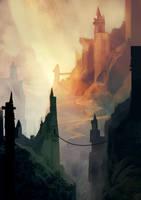 The Pilgrimage by carloscara