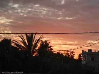 Sunset by R-Jonas