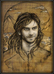 Kili in Ered Luin by MaTilda-2941