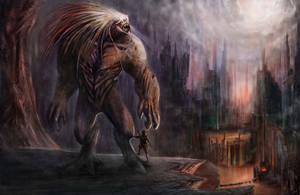 Beast friend by Darkcloud013