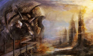 Barracks 2 by Darkcloud013