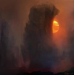 Rock of Nimbus by Darkcloud013