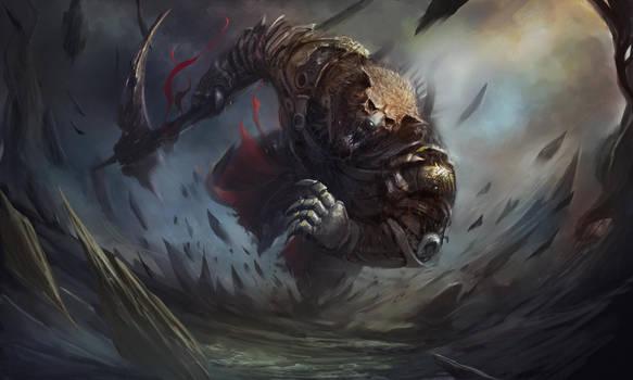 War Bear by Darkcloud013