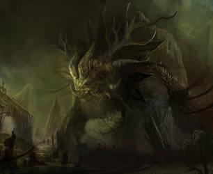 MDD creature by Darkcloud013