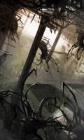 Spiders by Darkcloud013