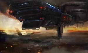 Cargo by Darkcloud013