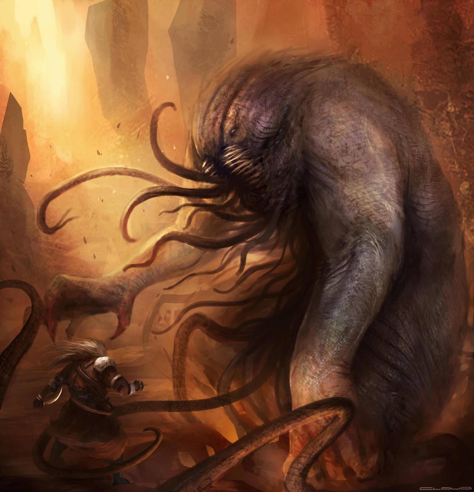 Mr tongue by Darkcloud013