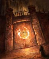 Elder Sign by Darkcloud013