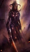Knight Assassin by Darkcloud013
