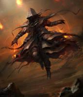 Fire Spell modified by Darkcloud013