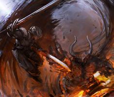 Paladin by Darkcloud013
