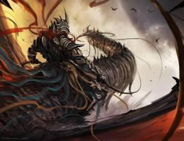 Dragon Rider by Darkcloud013