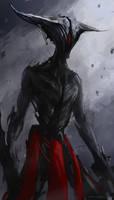 Monstah sketch 03 by Darkcloud013