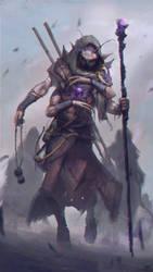 Shaman by Darkcloud013