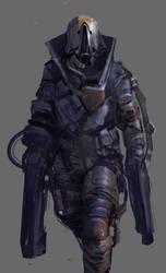 Soldier 2 by Darkcloud013