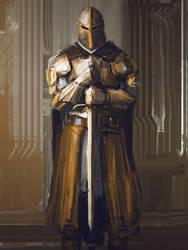 Armored by Darkcloud013