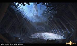 Notre Dame Roof deck Concept by Darkcloud013