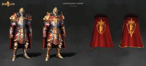 Legendary Bear Concept by Darkcloud013
