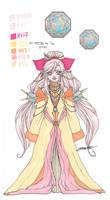 StardustSenshi: Asha'mar'en by SailorAlcyone
