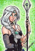 Aceo #158: Omega Aurigae by SailorAlcyone