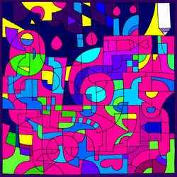 Vivid-Night-Psyco-Town by kagari0930