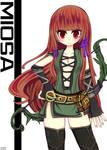 [Fan Art of ToS]Miosa@Archer by kagari0930
