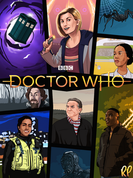 Doctor Who Series 11 by RabidDog008