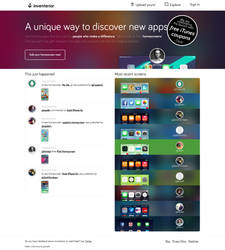 inventerior - a unique way to discover apps by shiny