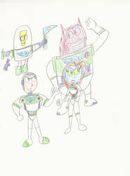 Team Lightyear by mastergamer20