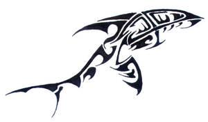 Tribal sharky by phantomxxx