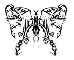 bfly tribal by phantomxxx
