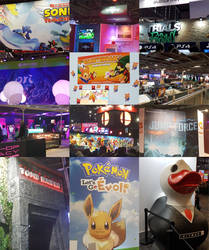 Some pics from the Paris Games Week by Zerack-Rex