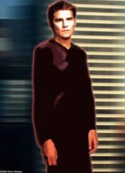Portrait of a Soul Man by kadenfukuyama
