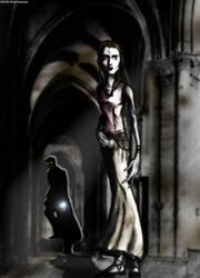 In Darkness by kadenfukuyama